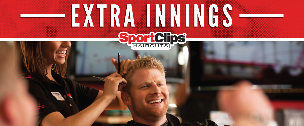The Sport Clips Haircuts of Mt. Juliet - The Paddocks Extra Innings Offerings